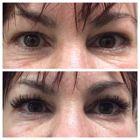 Eyelash Extentions-Facials By Angels