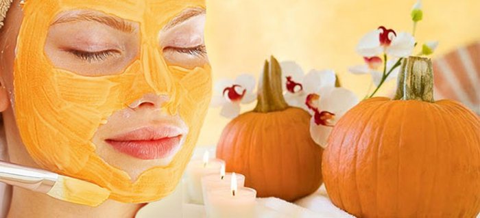 Pumpkin Orange Facials in Florida