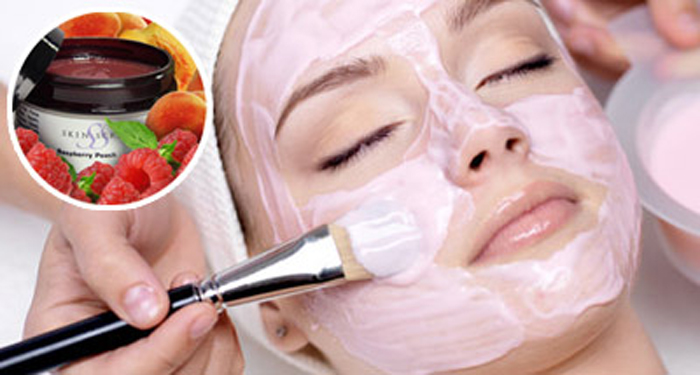 Raspberry Peach Facials in Florida