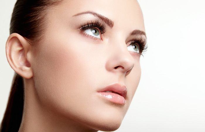 Eyelash Tinting in and near Naples Florida
