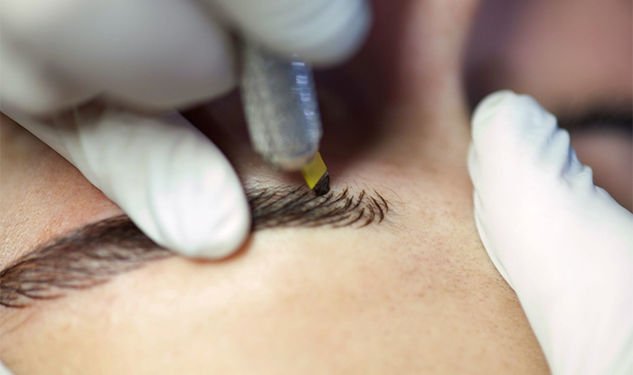 Microblading / Brow Embroidery in Naples Florida