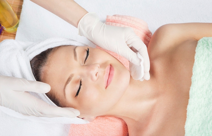 Pomegranate Facials in and near North Naples Florida